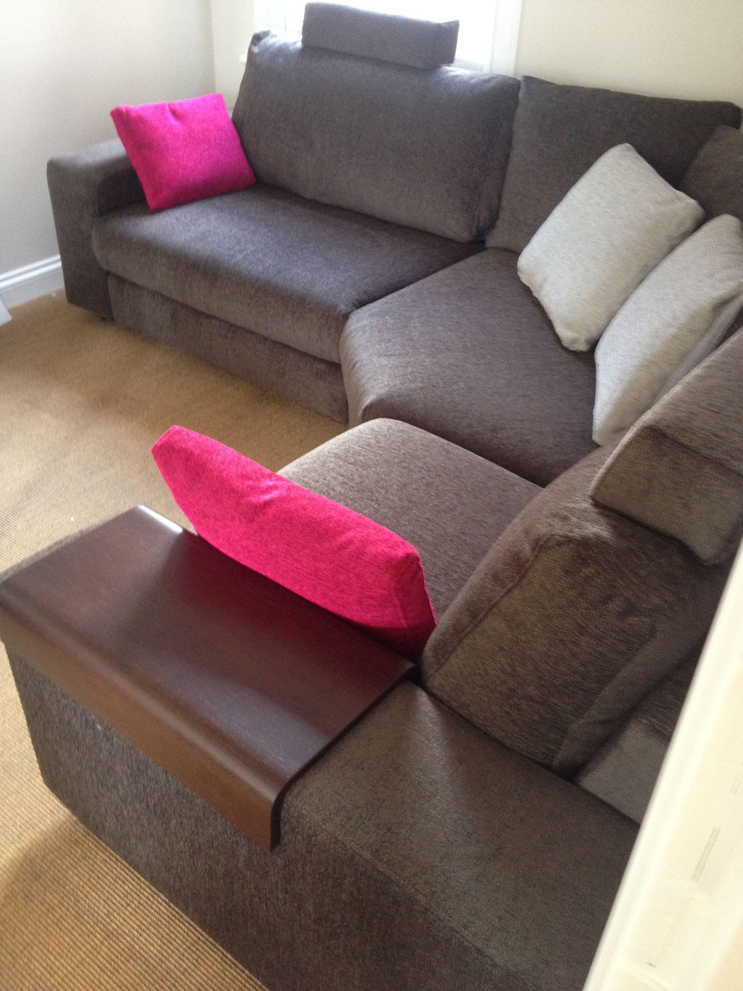 Romeo grey Segura modular sofa sections Glorious greys