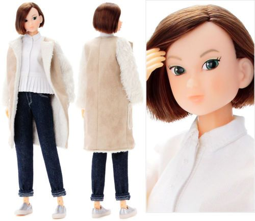 Sekiguchi-Momoko-27cm-Fashion-1-6-Girl-Doll-Lingering-Winter-PRE-ORDER-NEW
