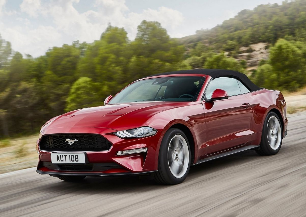 2018 Ford Mustang Specifications And Features Ford Mustang Ford Mustang Car Mustang Gt