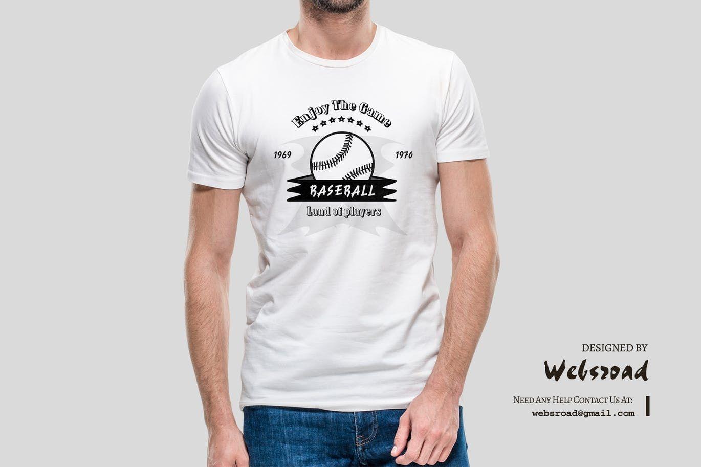 Sports T Shirt Design Template Ai Eps Psd T Shirt Illustration