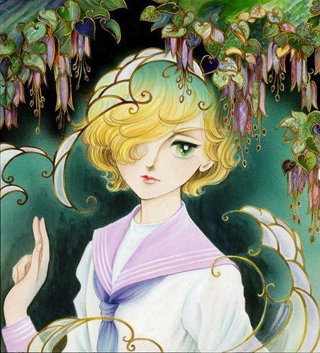 Takemiya Keiko Manga Illustration Manga Art Manga Anime