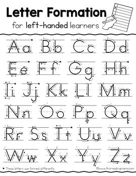 46+ Handwriting worksheets letter formation Popular