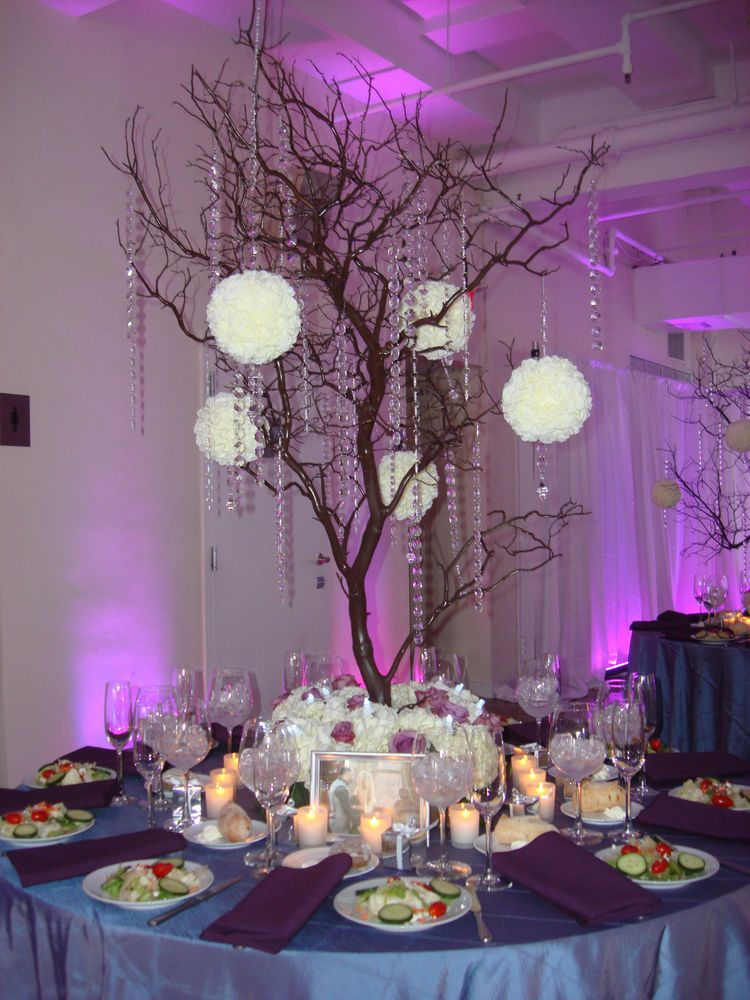 Manzanita Branch Centerpiece Rentals We Service Ny Nj Ct Also Best St Birthday Images Ornaments Ideas