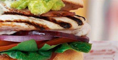 Simon Says Chicken Burger - LifeStyle FOOD