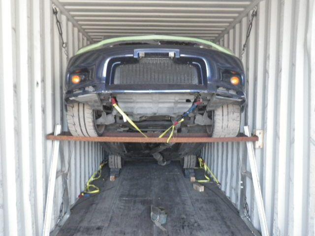 JDM Cars Container 2012 August (Skyline GTR R33 Vspec )