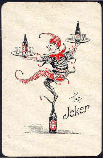Australia Playing Card - Joker