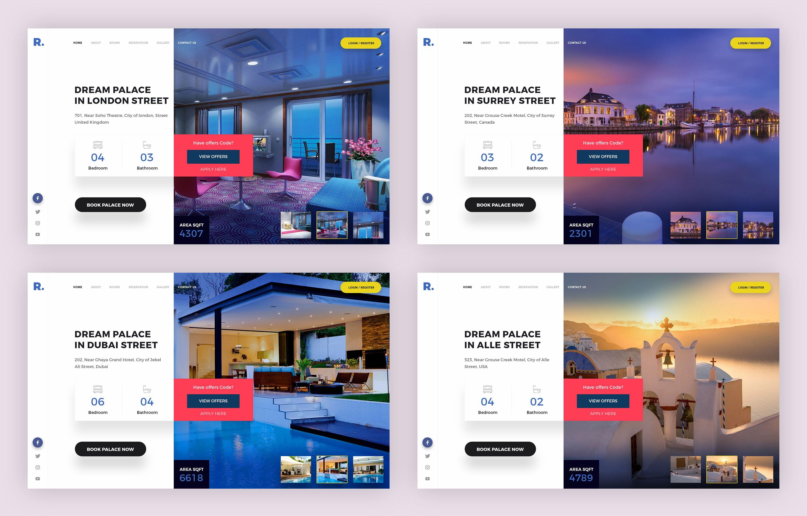 Big Shot Modern Website Design Web Design Web Design Inspiration