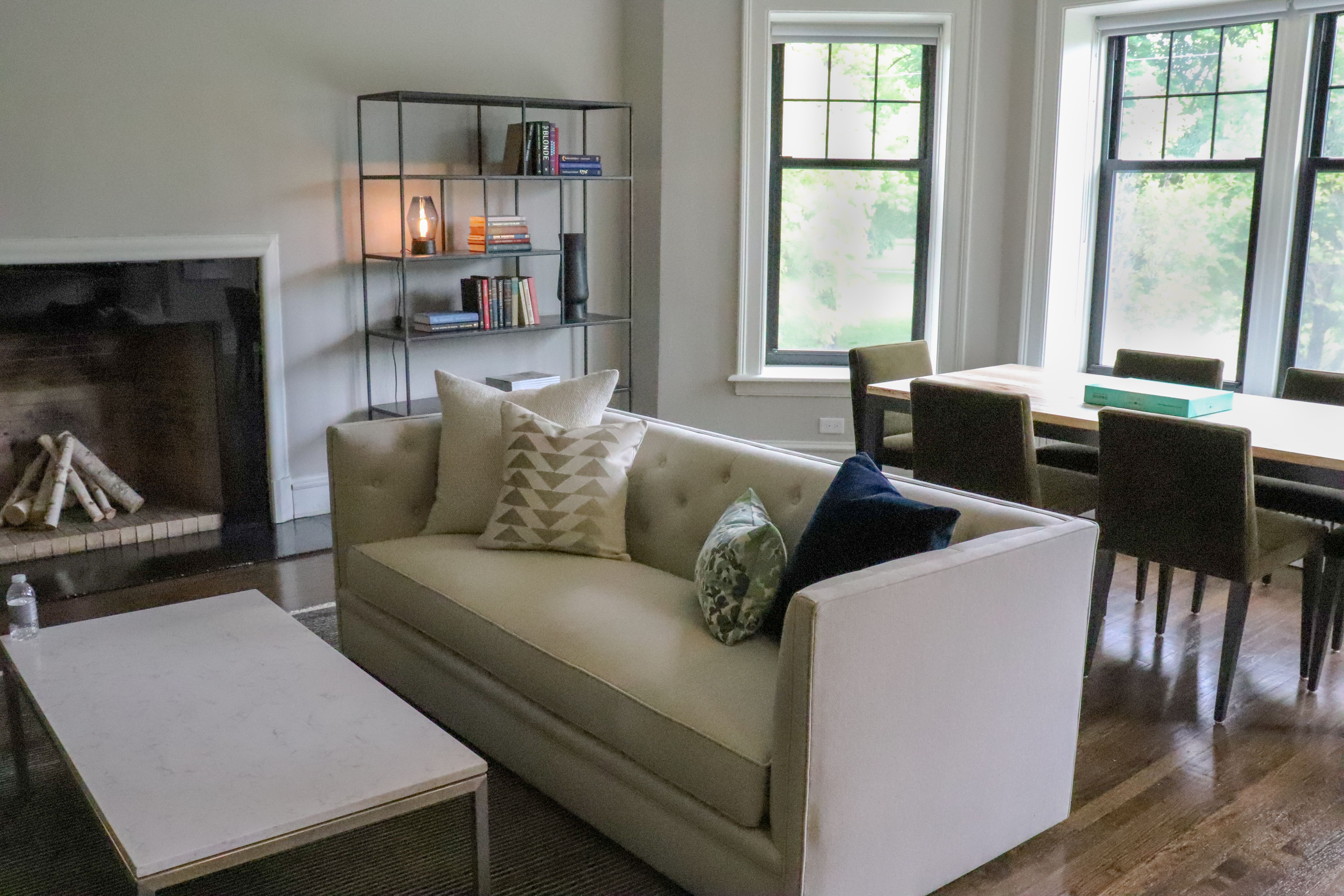 Cozy in Lincoln Park Apartments for rent, Urban living