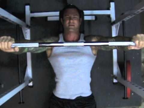 Bench Press Tips By Jim Stoppani
