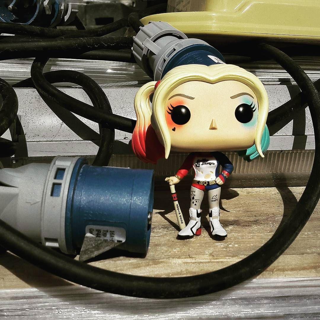 Harley Quinn fra Suicide Squad! Har i set filmen endnu og hvad syntes i om det?  #Geekd #geekddk #merchandise #collectibles #geeky #geek @originalfunko #funko #funkopop #funkoaddict #funkoverse #figure #funkolover #funkodaily #funkoinc @popvinyl #vinyl #funkofunatic #popvinyl #collection