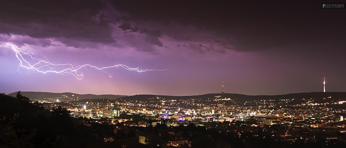Gewitter über dem Kessel   Where\'s my camera?   Pinterest   Stuttgart