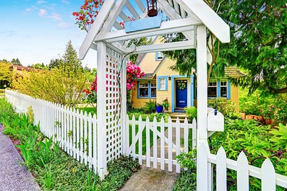 118 Fence Ideas and Designs - Different Types With Images Fences