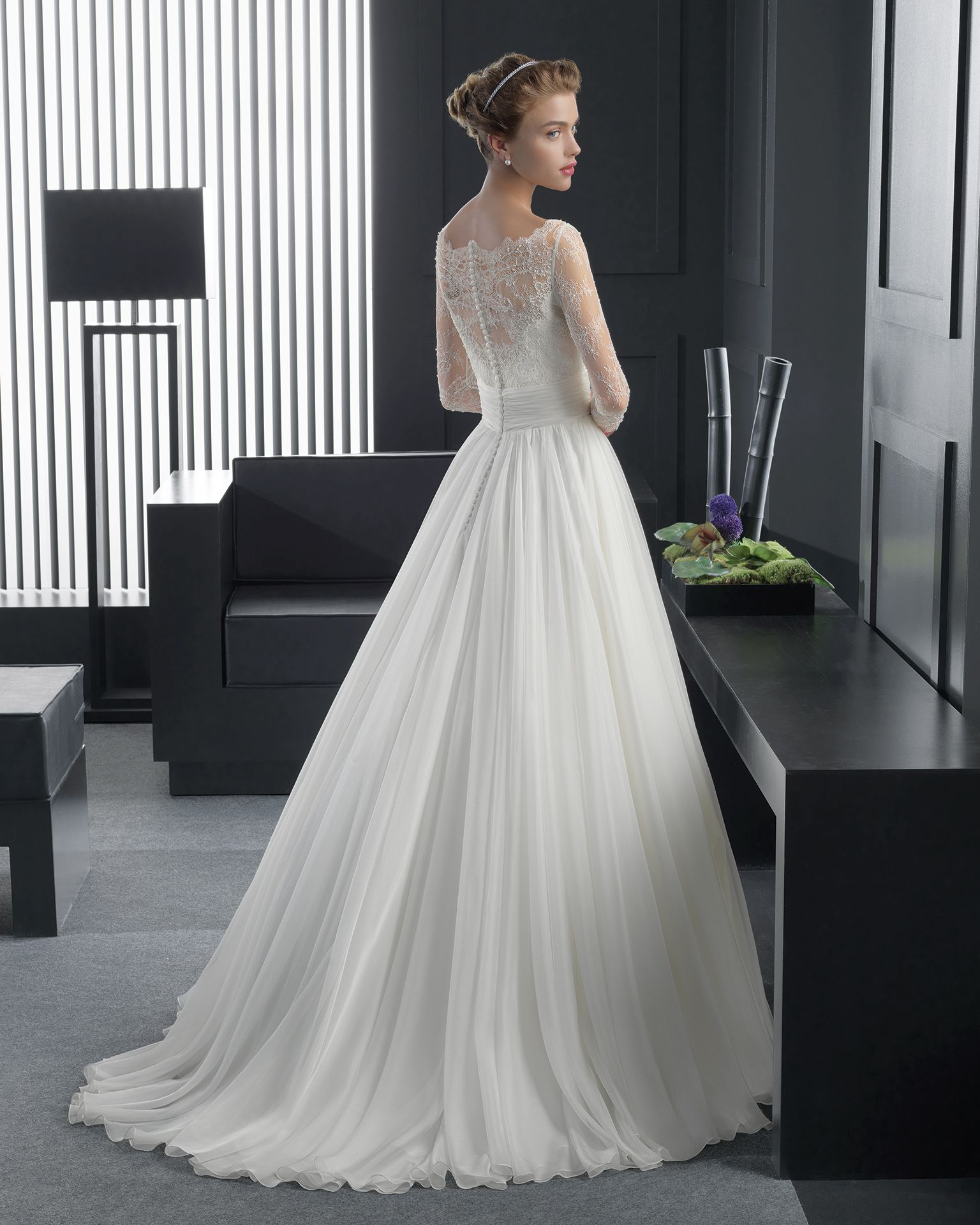 Two by Rosa Clara Wedding Dresses 2015 Collection | Rosa clara ...