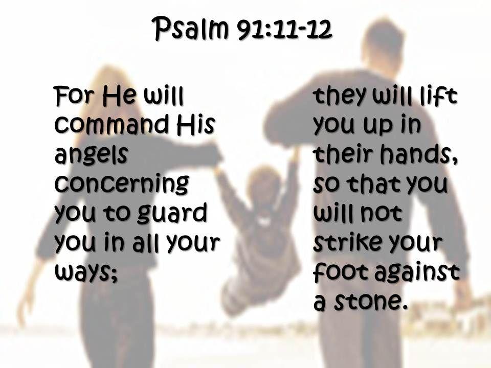 Psalm 91 11 Bedeutung