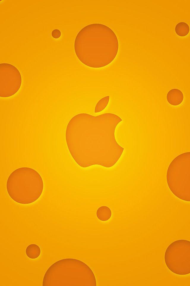Cheese Is Bomb In 2019 Apple Logo Wallpaper Apple Logo