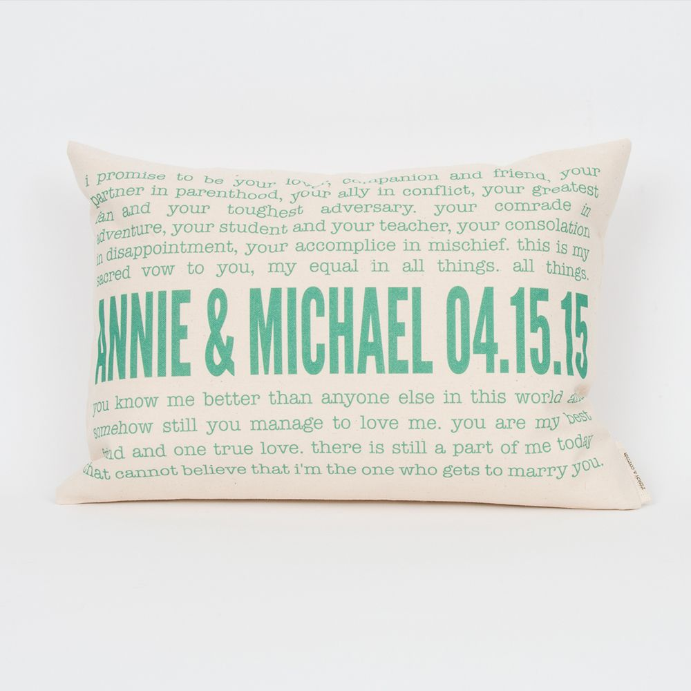 Wedding Vows Gifts Ideas: Unique Anniversary Gifts, 2nd