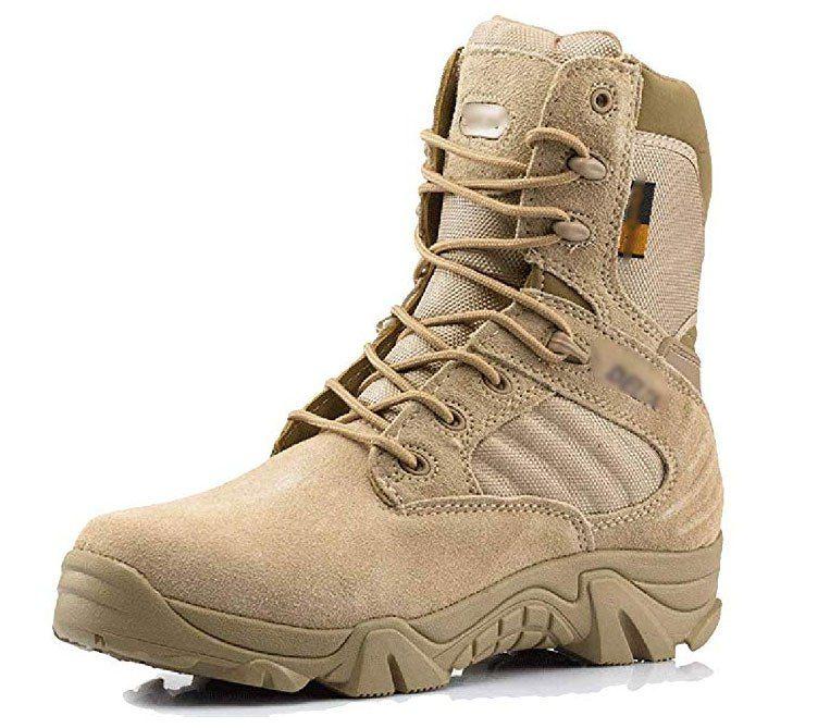 Botas Desierto Airsoft Soldados Army Shoes Combat