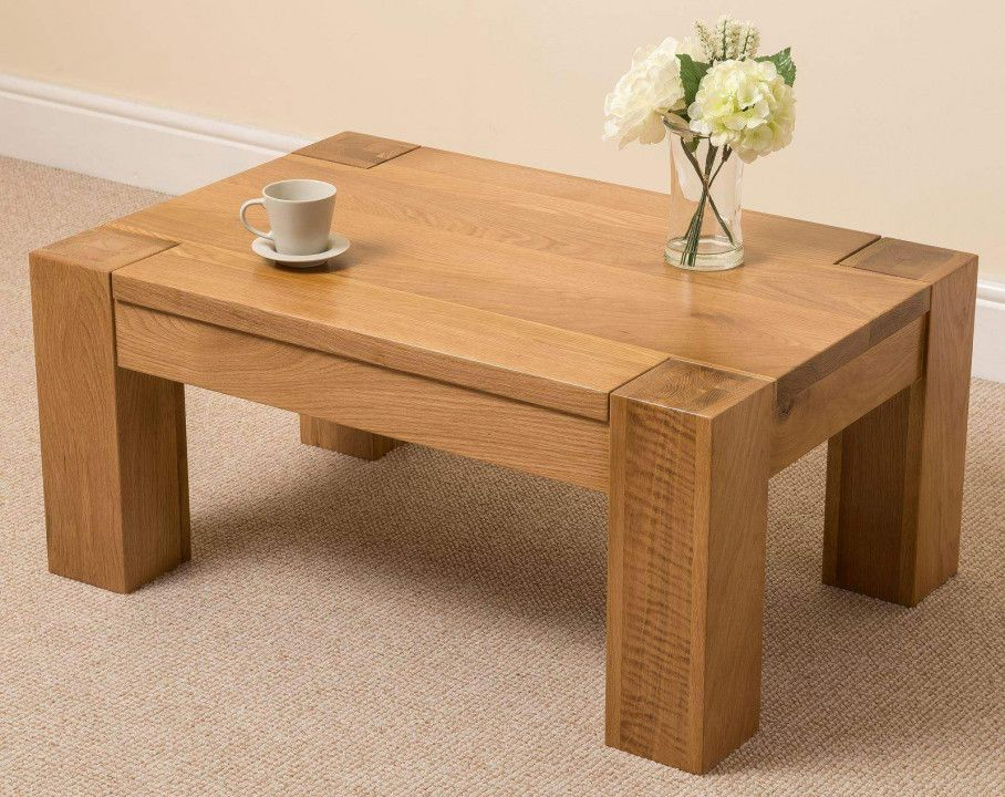 Small Solid Wood Coffee Table Cool Modern Furniture Check More At Http Www Killernotebooks Com 2 Solid Oak Coffee Table Coffee Table Wood Diy Coffee Table