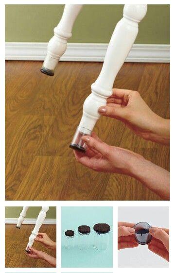 Sleeve For Floor Protectors