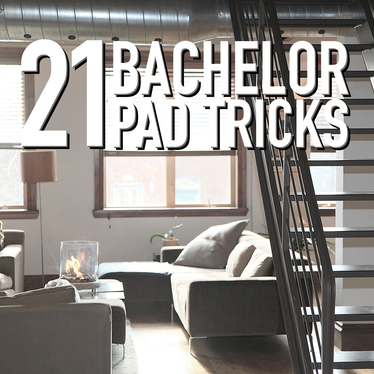Bachelor Pad on a Budget: Awesome Room Ideas for Guys | Budgeting ...