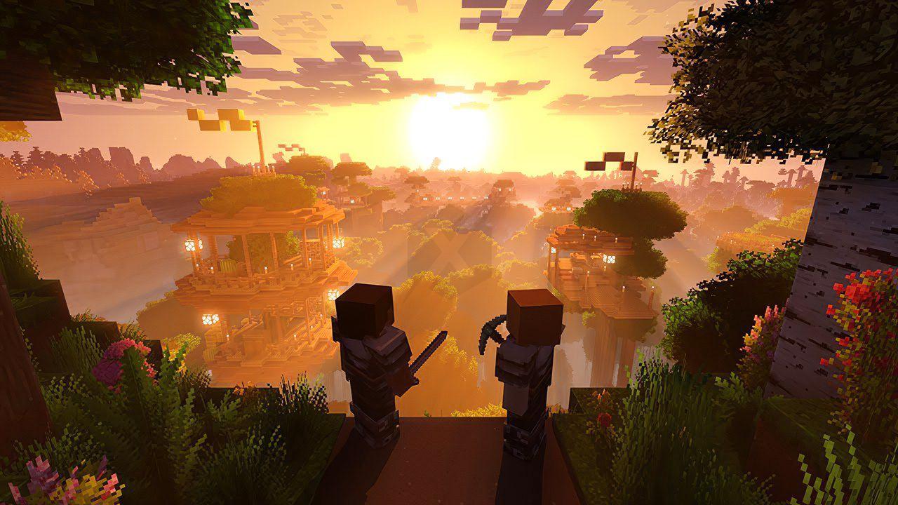 Stylé Fond D écran Minecraft 4k