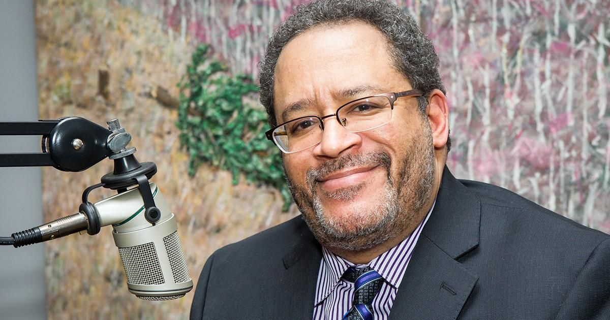 Dr. Michael Eric Dyson on LGBTQ+, social activism, the millennial voice and President Obama