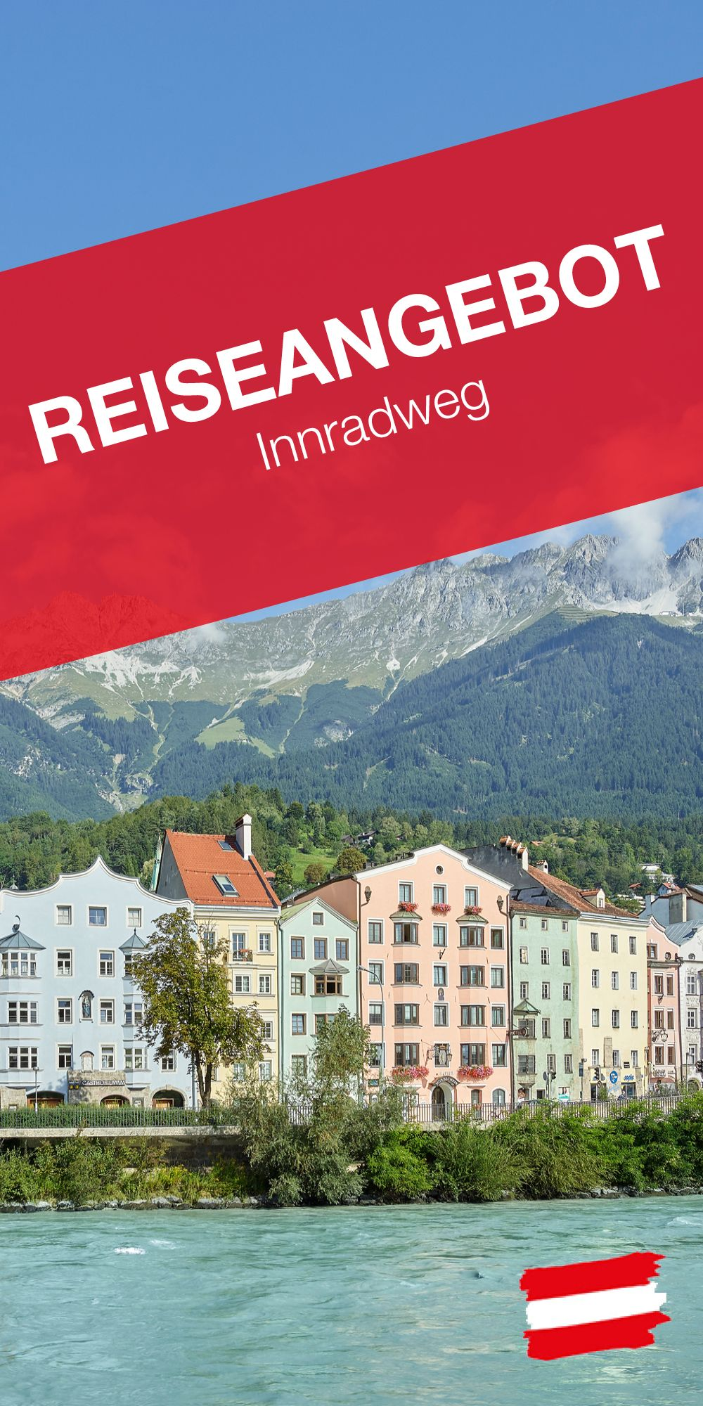 Radfahren Quer Durch Die Alpen Am Innradweg In Osterreich With