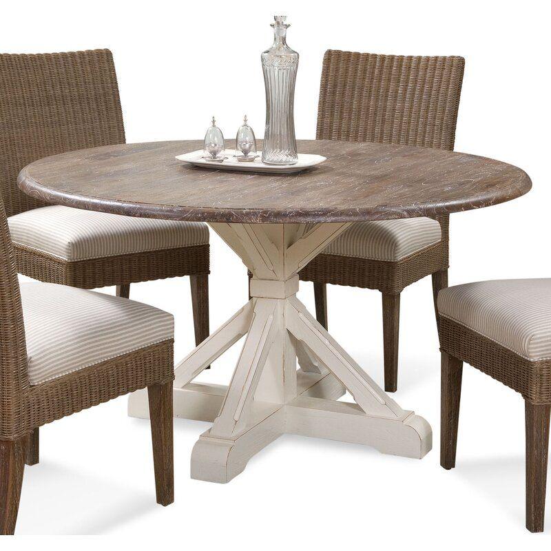 Braxton culler farmhouse dining table wayfair rustic