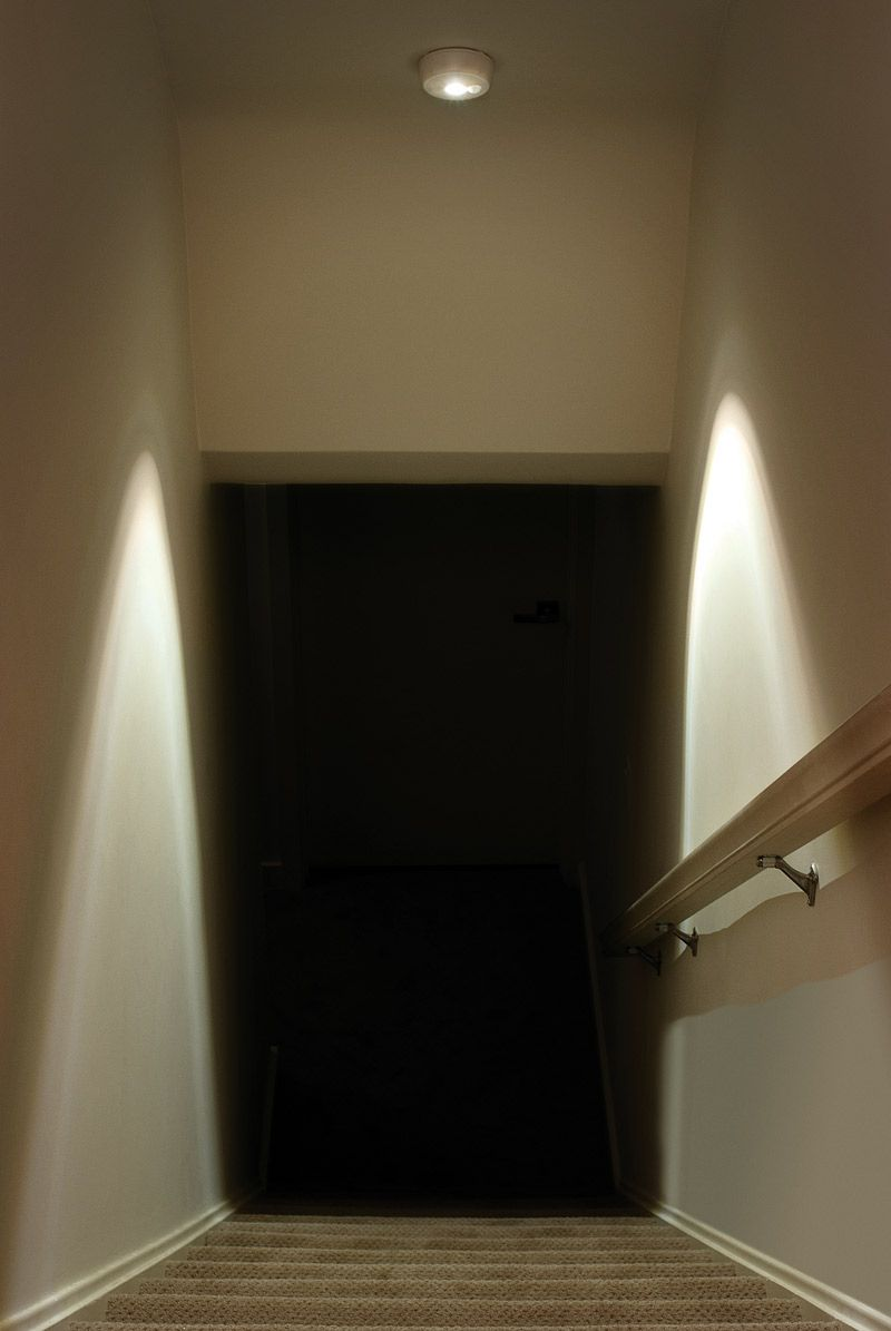 staircase lighting fixtures. LED Staircase Lighting | Super Bright LEDs Fixtures T
