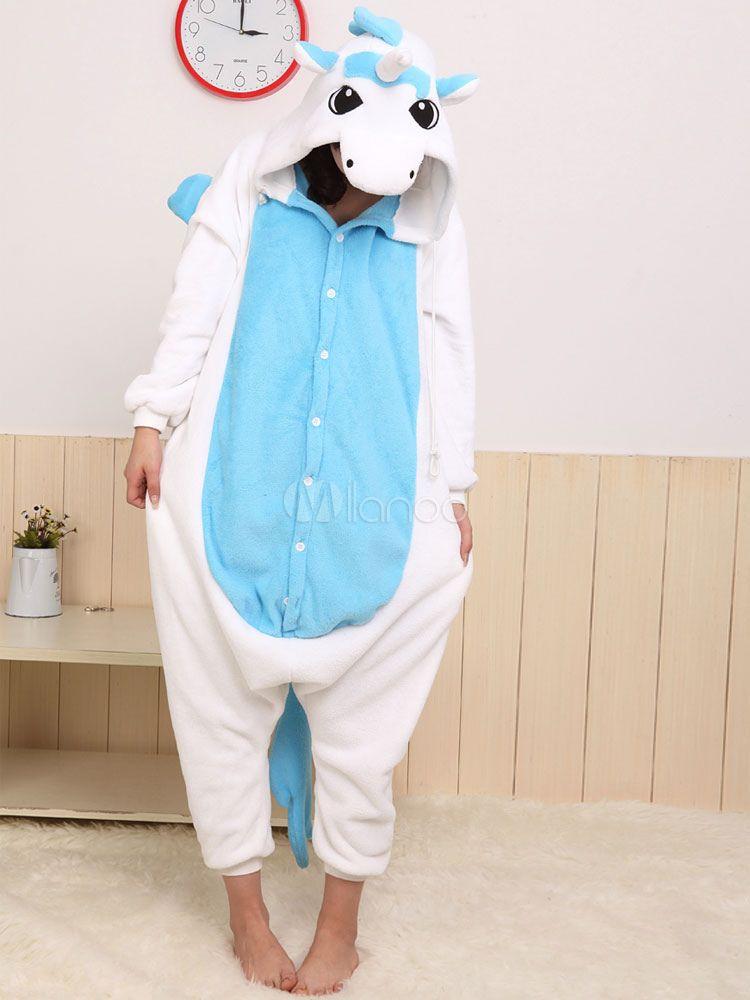 foto de Kigurumi Pyjama Licorne Onesie pour adultes Costume Animal
