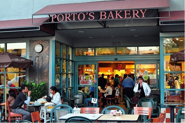 Welcome To Porto S Bakery Cafe Porto S Bakery Bakery Los Angeles Glendale Bakery