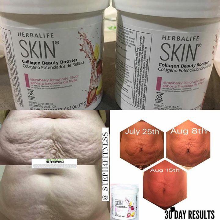 skin collagen booster