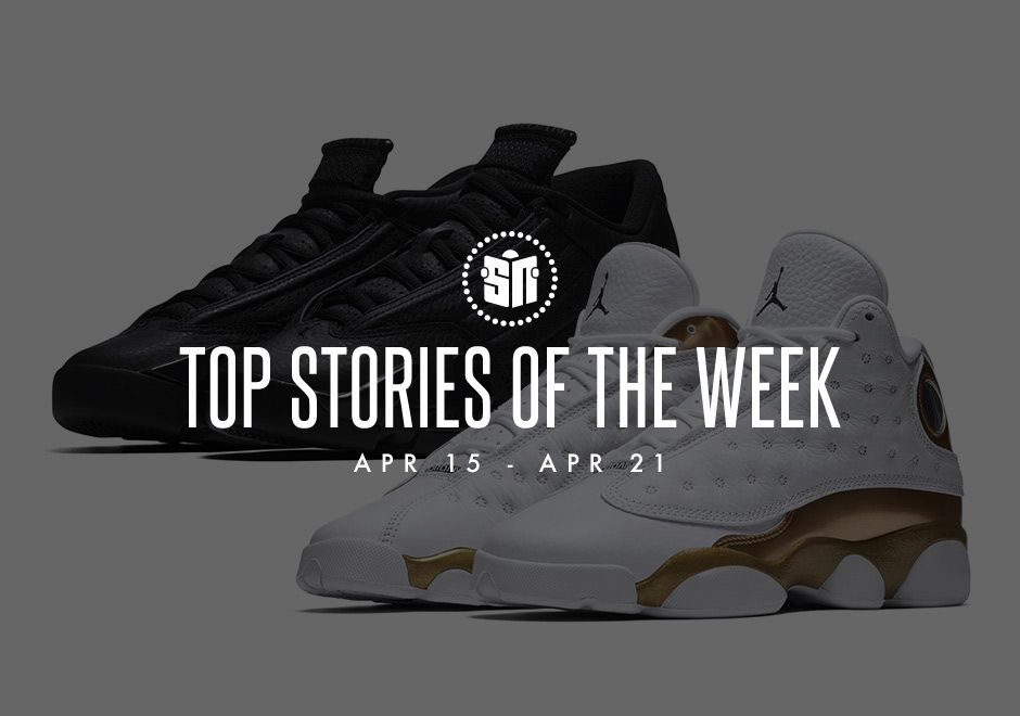 sneakers nuevos Top Stories Of 21 The Week April 15 21 Of | What's Crackin 11c801