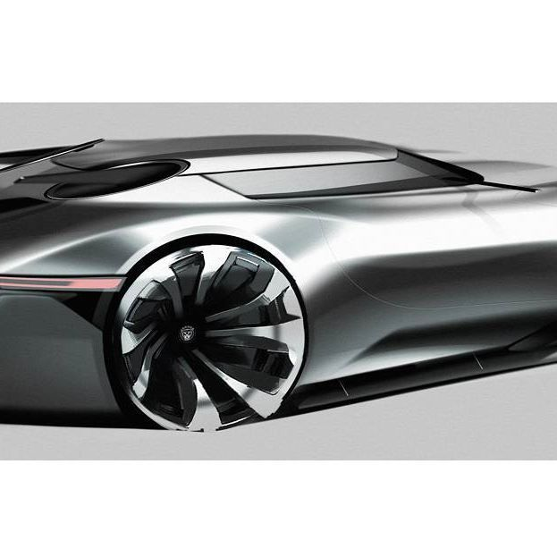 Jaguar Concept: Jaguar XK Next Generation Concept…