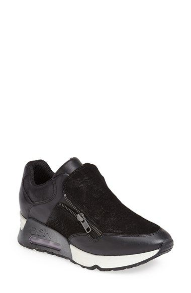 Ash 'Lenny' Leather Sneaker (Women) - $250 on Vein - getvein.com