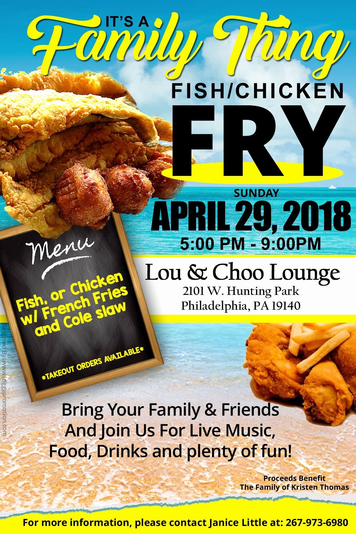 Fish Fry Flyer Template Inspirational Family Fish Fry Flyer Created By Iziggypromotion Fried Fish Flyer Template Fish Free fish fry flyer template