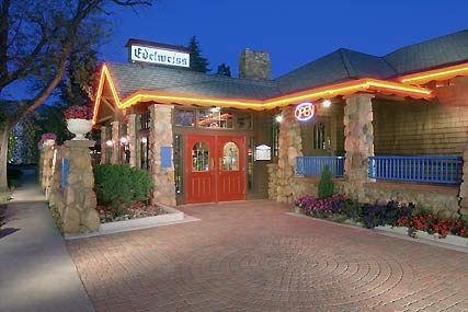 Edelweiss German Restaurant Colorado Springs