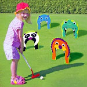 Outdoor Games Animal Golf Even Though This Is A Site Where