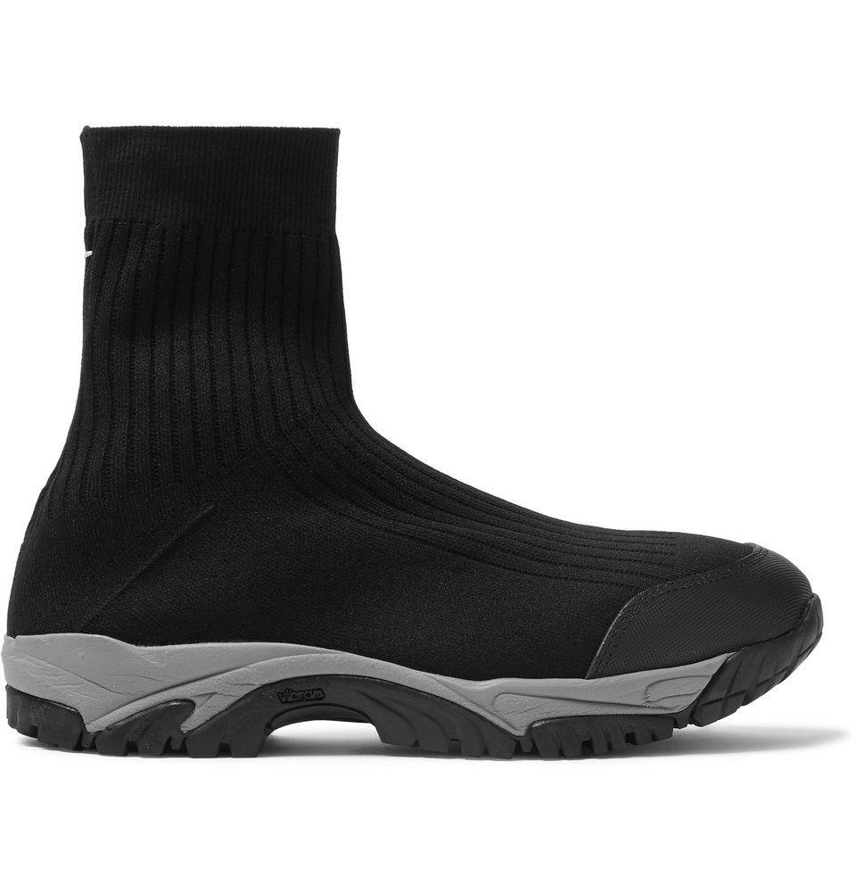 36272467351 Maison Margiela - Stretch-Knit Slip-On Sneakers | aaaaaaa +:) - Slip ...
