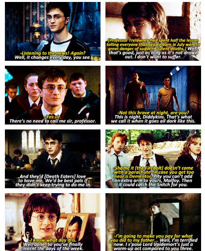Book Harry Really Is A Sass Master Sassy Harry Potter Harry Potter Quotes Harry Potter Book Quotes