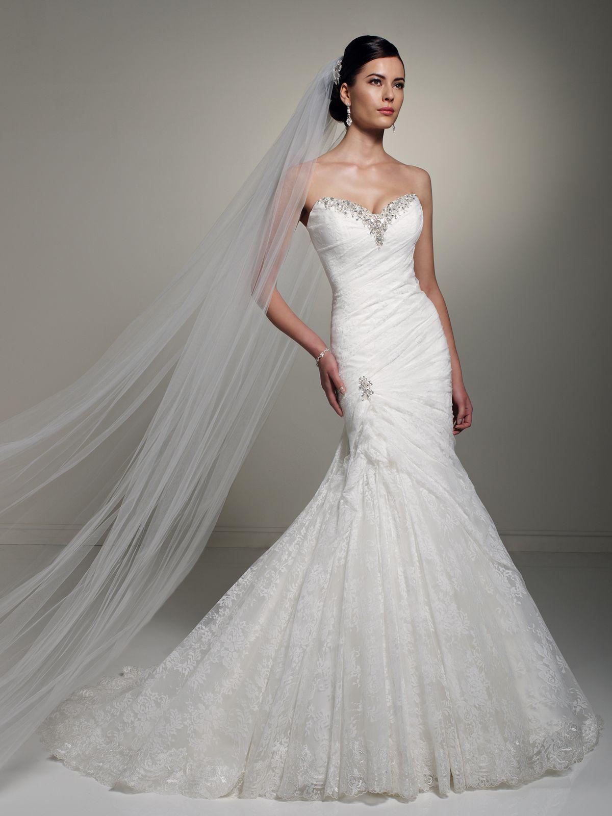 Sophia Tolli Wedding Dresses 2019 For Mon Cheri Bridal Gowns