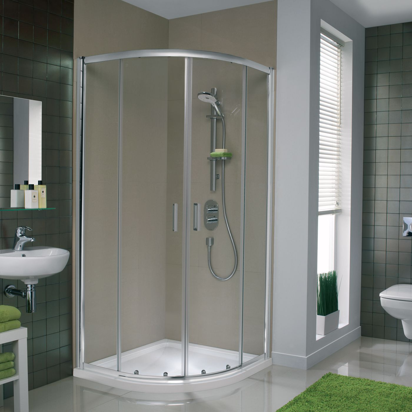Twyford es200 Quadrant 800x800mm | Bathrooms | Pinterest | Shower ...