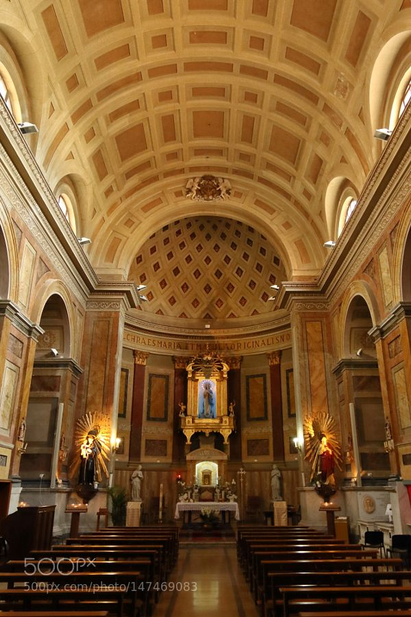 Church of Immacolata by DylanLee