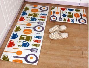 Door mats hall bathroom kitchen bathroom home rug absorbent non-slip mats carpet strips 40*60cm,50*80cm,45*120cm