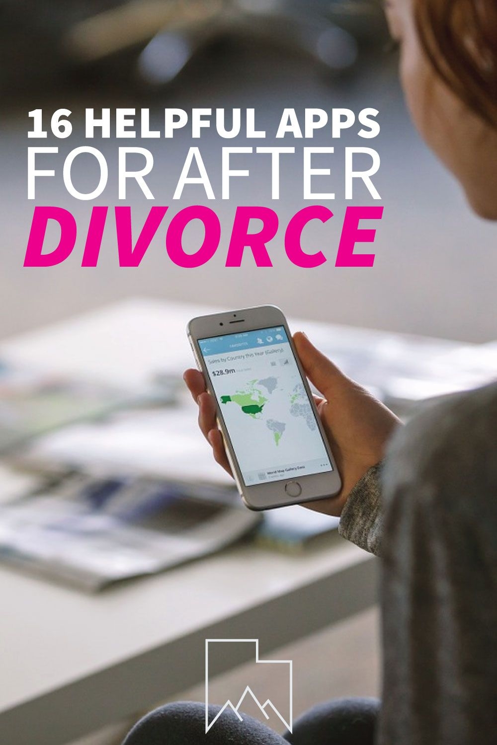 Apps to Aid in Life After Divorce (With images) Divorce