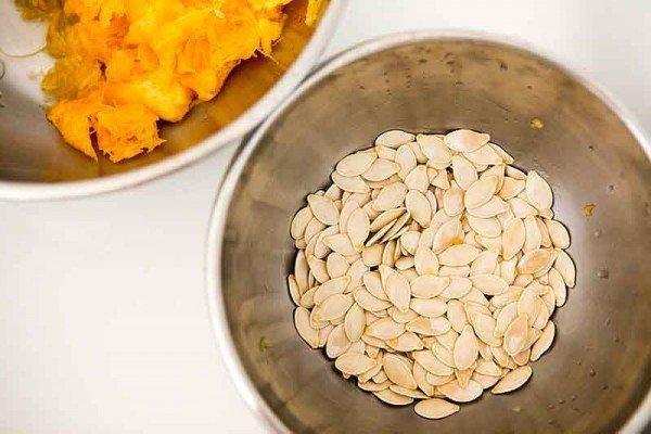 Roasted Pumpkin Seeds #pumpkinseedsrecipebaked Roasted Pumpkin Seeds #roastedpumpkinseedsrecipe