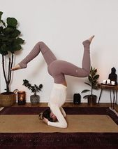 Kopfstandinversion @yoga_kaja - Yoga & Fitness  Kopfstandinversion @yoga_kaja,  #ayoga #kopfstandinv...