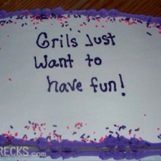 Yes they do Cake wrecks Pinterest Cake wrecks Funny signs