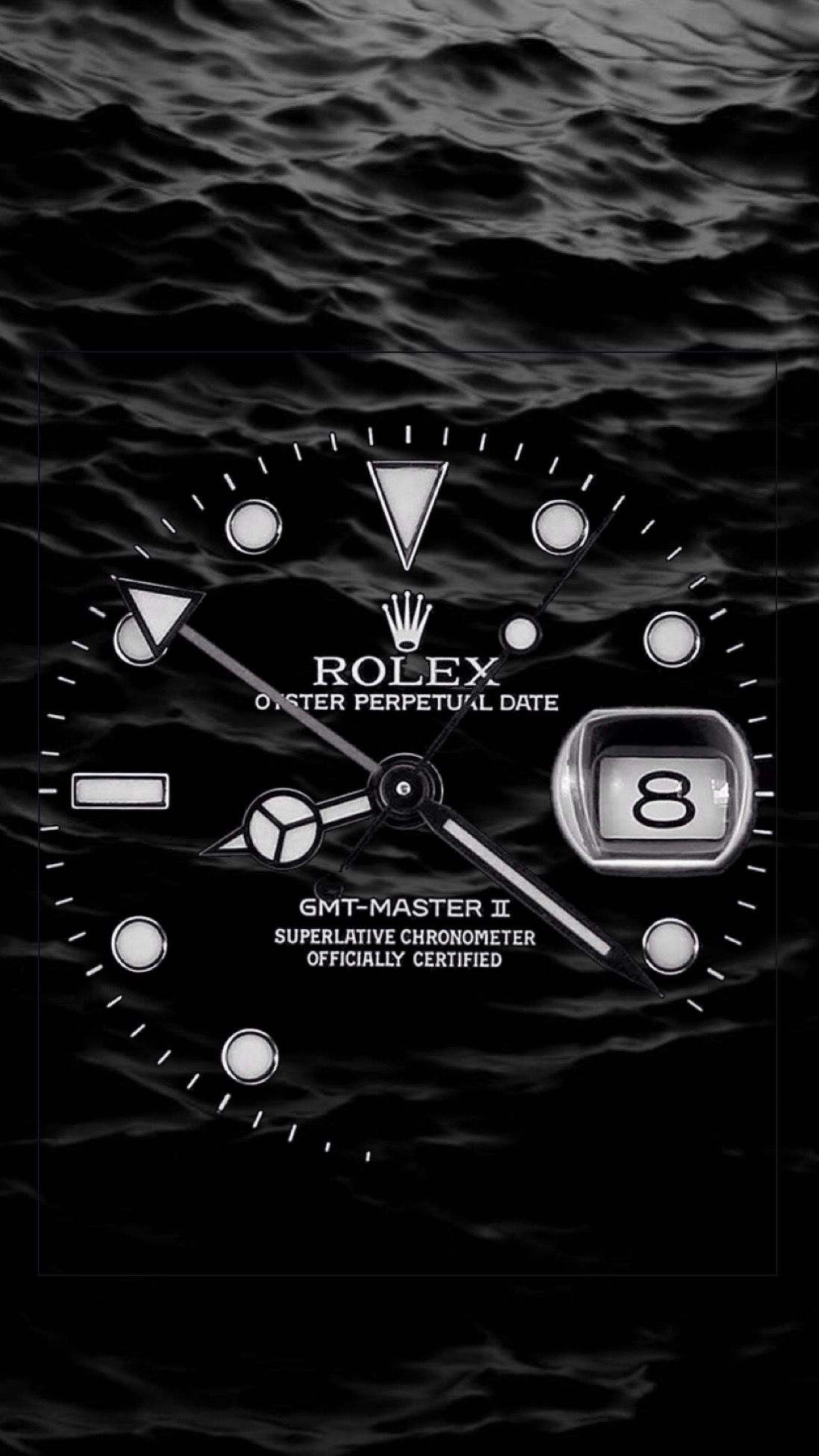 Rolex wallpaper   9 16 Phone   Pinterest   Wallpaper Rolex wallpaper