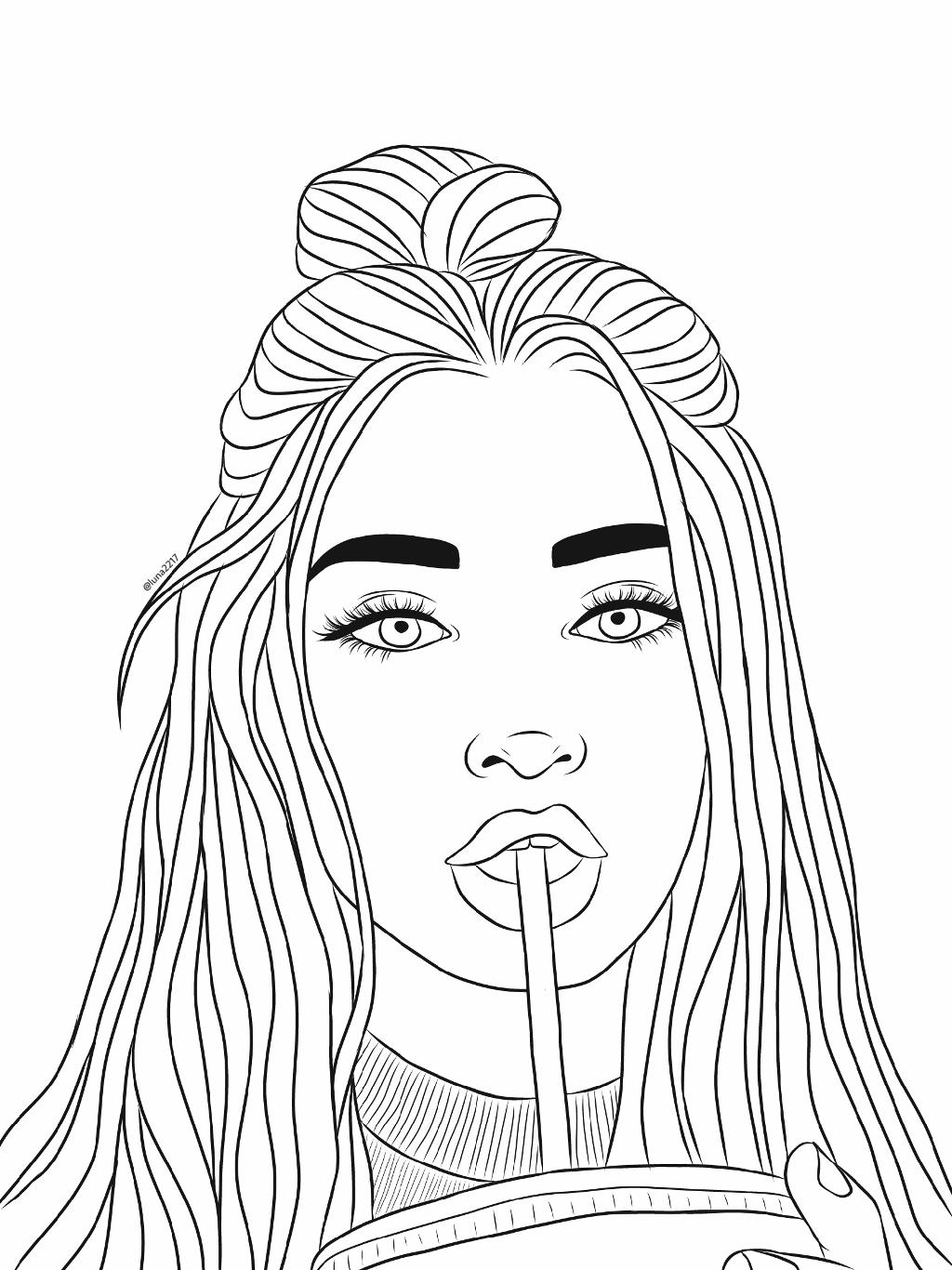 #girl-drawing on Tumblr